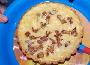 gluten-free, dairy-free quiche