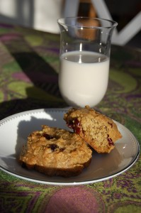 quinoa craisin cookies