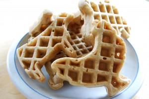 gluten free / vegan waffles