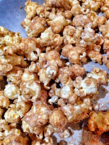 Protected: bananas foster popcorn
